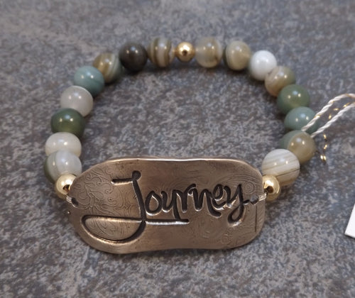 Journey -  Stretch Bracelet