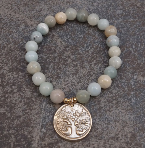 Brynn - Tree of Life Stretch Bracelet