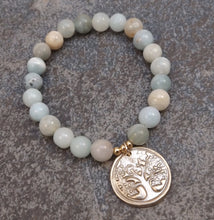 Load image into Gallery viewer, Brynn - Tree of Life Stretch Bracelet