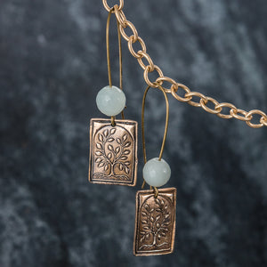 Brynn - Tree of Life Earrings