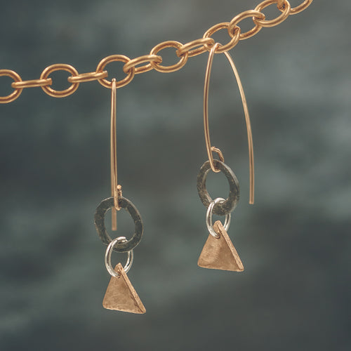 Sophie - Geometric Earrings