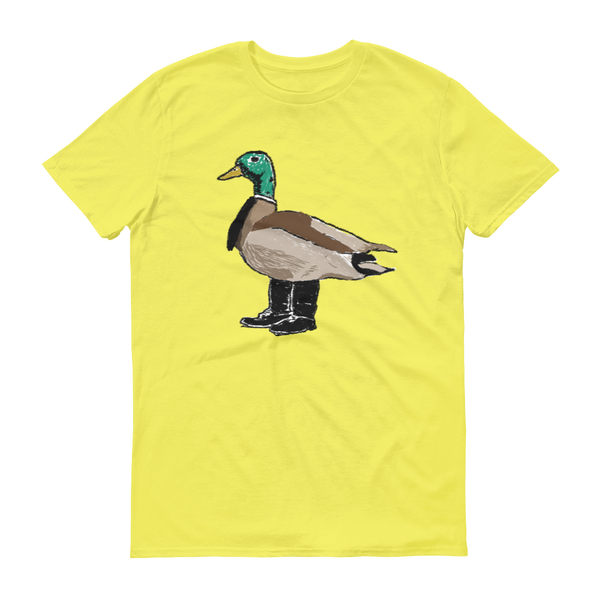 Mr. Ducky 2017 - Short sleeve t-shirt