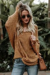 Sandy Balm Knit Top