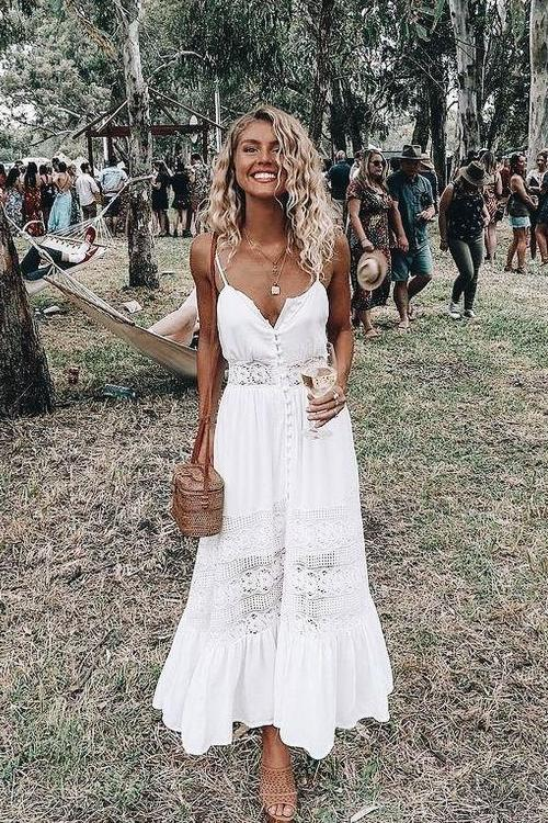 Wildest Dreams Lace Dress
