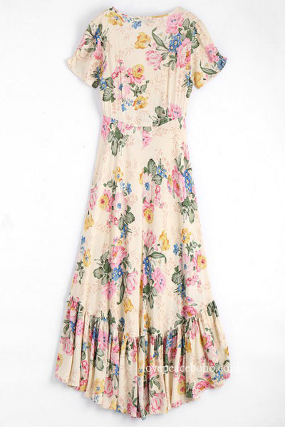 Amphelice Floral Maxi Dress