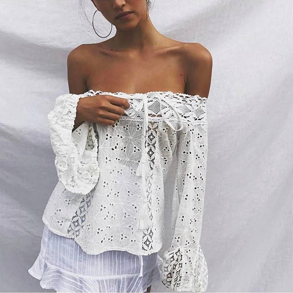 Samara Off Shoulder Blouse