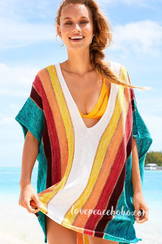 Alyanna Crochet Cover-Up