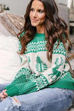 Load image into Gallery viewer, Alegra Christmas Sweater