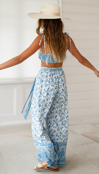 Ovana Boho Two-Piece Set