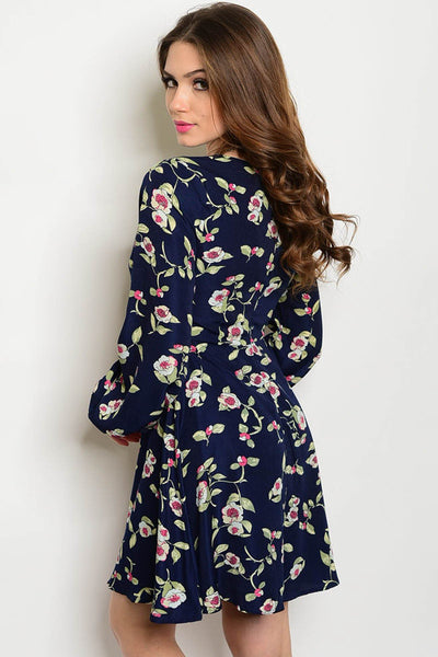 Floral Wish Mini Dress