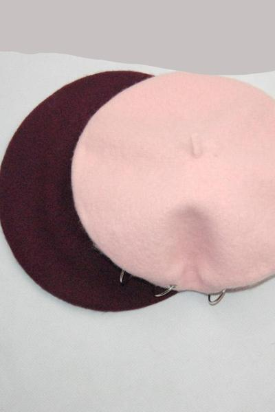 Marilyn Hoop Beret Hat