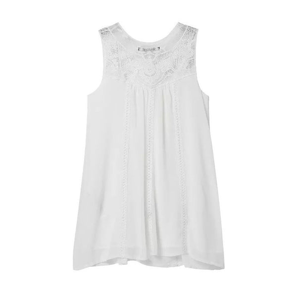 [FINAL SALE] Lucy Chiffon Mini Dress