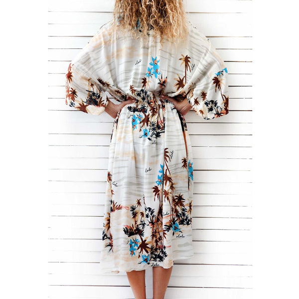 Daria Robe Beach Cover Up