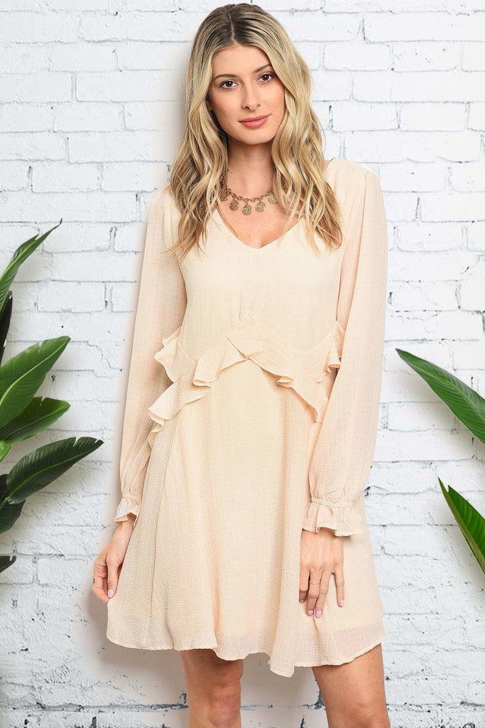 Naturally Grounded Dress