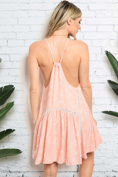 [FINAL SALES] Sweet Bouquet Dress in Peach