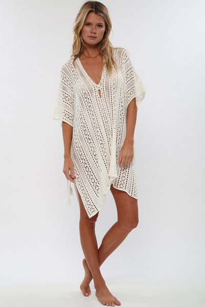 Esme Crochet Beach Robe