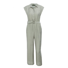 Load image into Gallery viewer, Audrie Straight Casual Jumpsuit