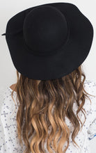 Load image into Gallery viewer, Wool Wide Brim Floppy Hat