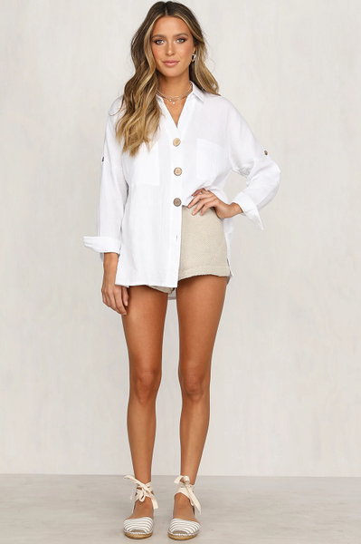 Fraya Button Down Shirt