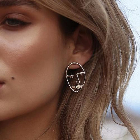 Face & Body Earrings