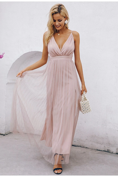 Vision Of Beauty Maxi Dress