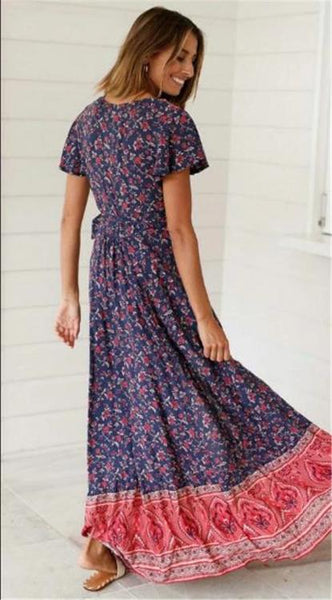Dakota Boho Maxi Dress