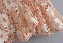 Load image into Gallery viewer, Arci Lace Mini Dress