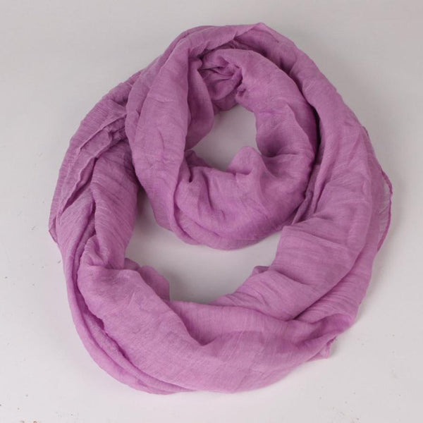 Candy Color Infiniti Scarf [16 Variants]