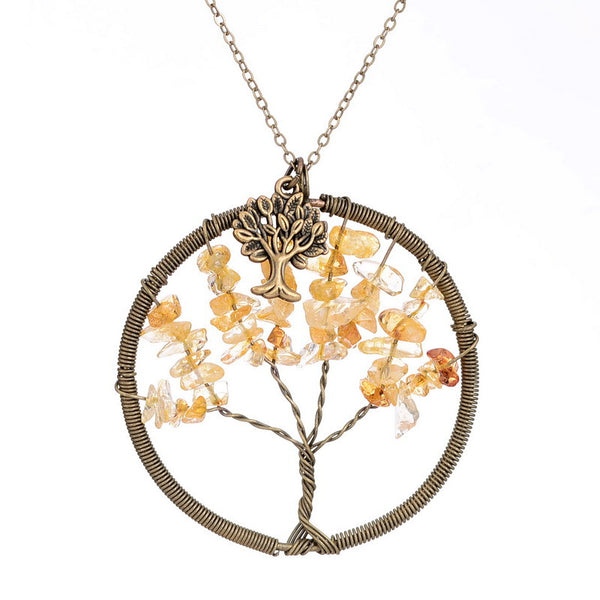 Tree of Life Necklace [10 Variants]
