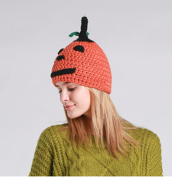 Cute Snow Carrot Beanie