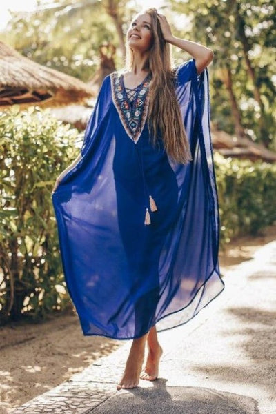 Megan Kaftan Dress