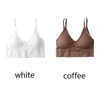 Get Up and Go Bralette