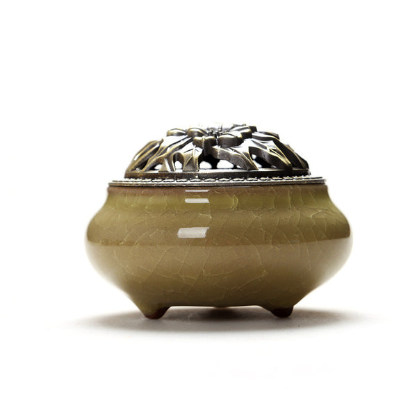 Celadon Ceramic Burner