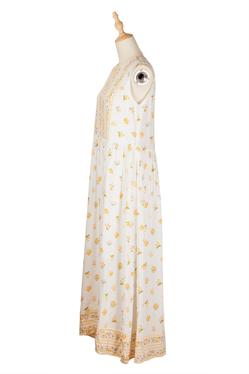 Kaitlin Casual Maxi Dress