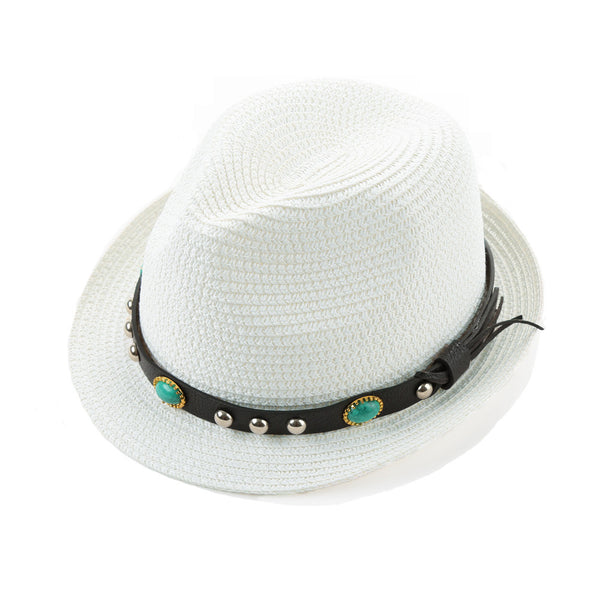 Jazz Straw Hat