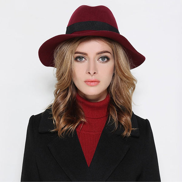 Aistralia Wool Floppy Hat