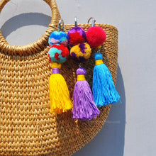 Load image into Gallery viewer, Tassel Bag Charm