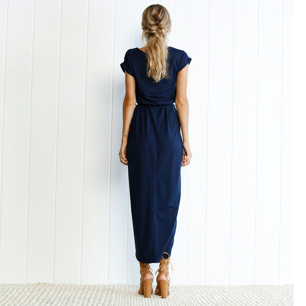 Alexandra Casual Maxi Dress