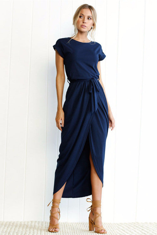 [FINAL SALES] Alexandra Casual Maxi Dress