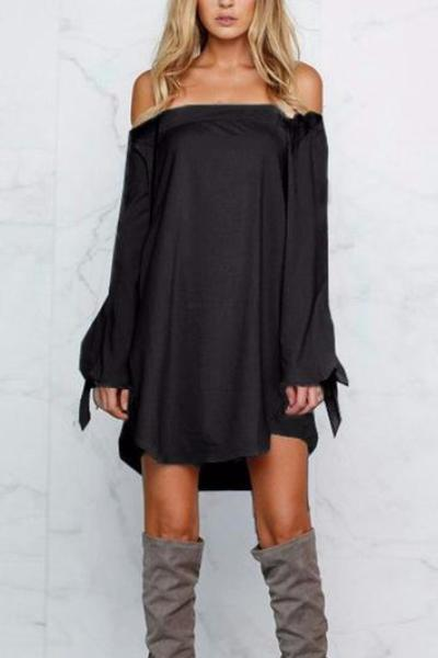 Inah Off The Shoulder Dress