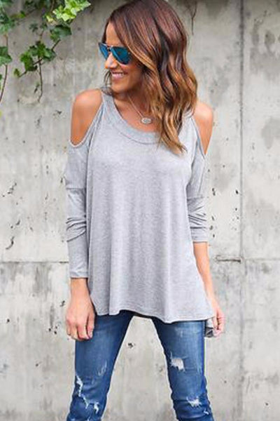 Laura Cut-Out Top