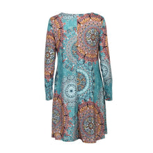 Load image into Gallery viewer, Tiffani Vintage Boho Dress