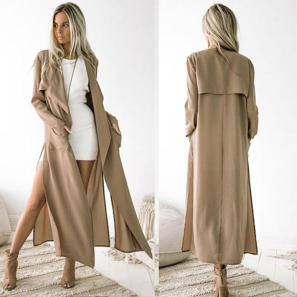 Leoine Lightweight Trench Coat