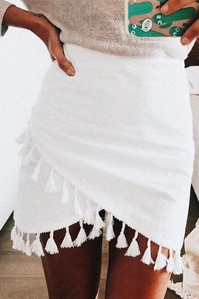 Bahamas Vacation Skirt