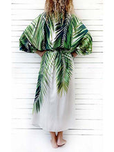 Load image into Gallery viewer, Daria Robe Beach Cover Up
