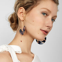 Load image into Gallery viewer, Elory Grain Multi-Color Earrings