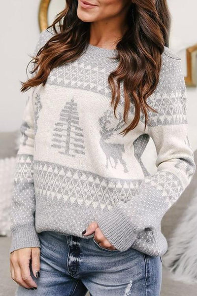 Alegra Christmas Sweater