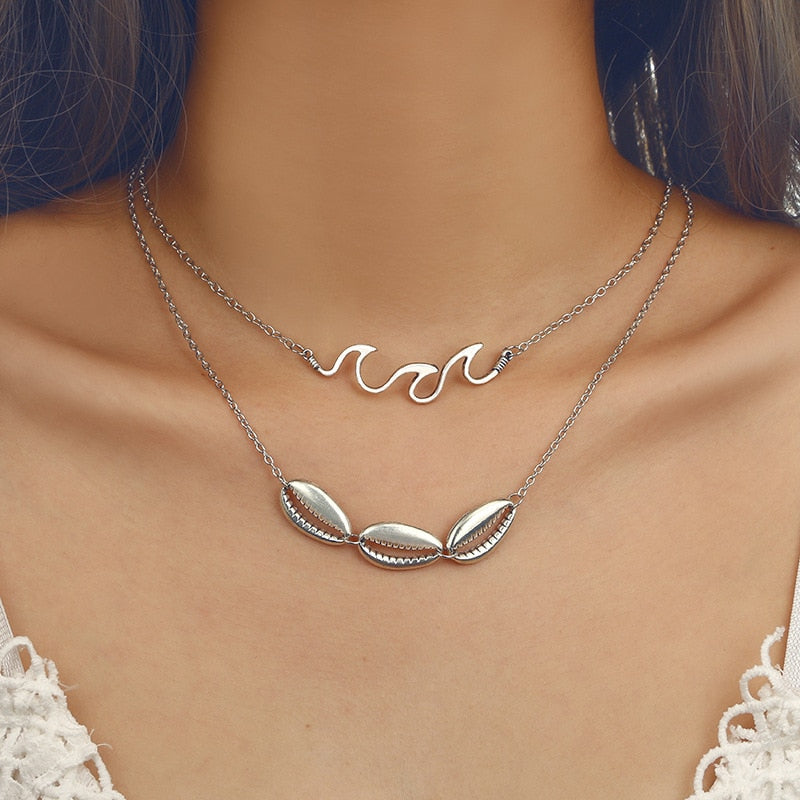 Ocean Life Necklace