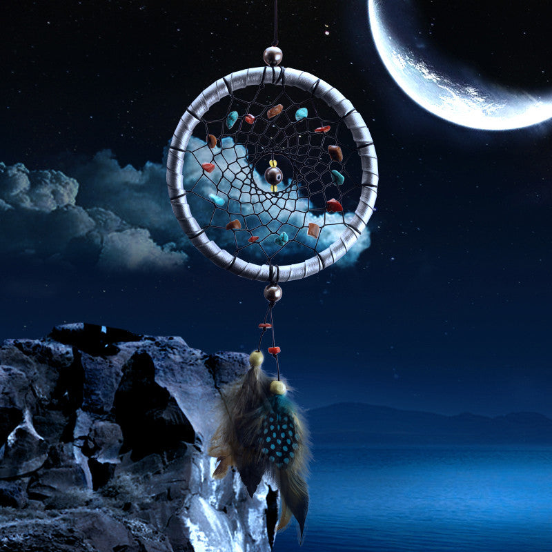 Full Moon Dream-Catcher, , lovepeaceboho, lovepeaceboho