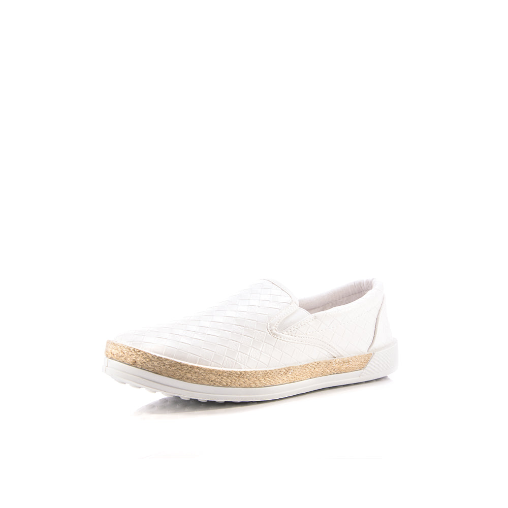 Paige woven sneakers